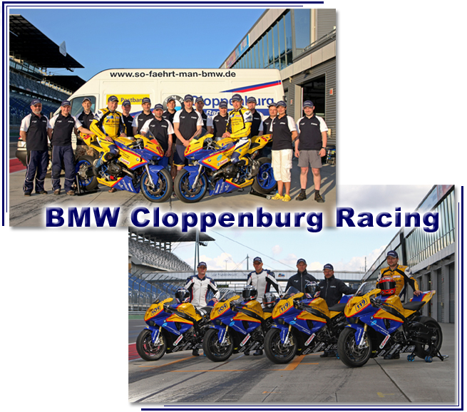 BMW Cloppenburg Racing